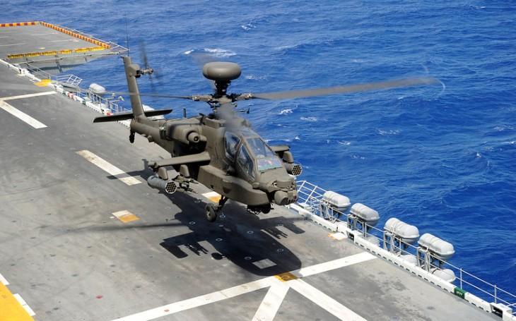 Australské letectvo posílí 29 vrtulníků AH-64E Apache, nahradí stávající Tigery