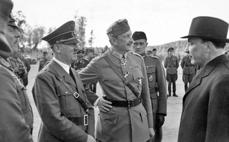 Jak si Američané zkoumali Hitlera: Úplná paranoidní troska, která není schopna navazovat lidské vztahy