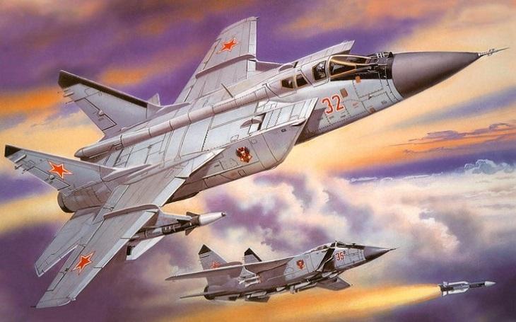 Záchytný stíhač MiG-41: Nový letoun na likvidaci hypersonických raket. Lze očekávat evoluci, nebo revoluci?