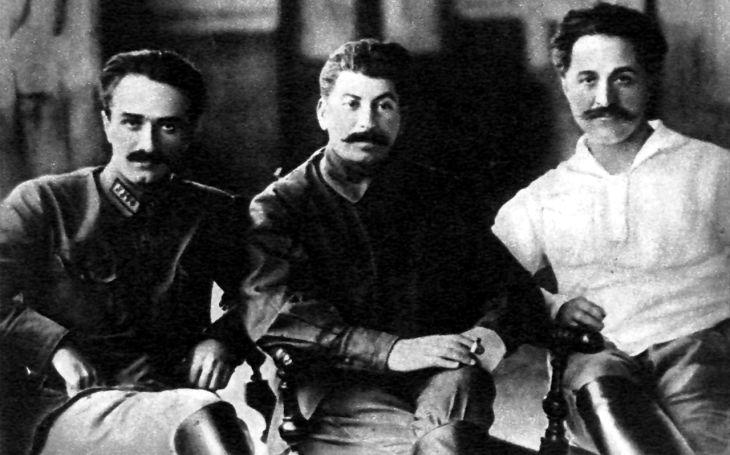 Mladý kadet propleskl Stalina na vojenské přehlídce. Přišli jsme vás chránit, řekl mu