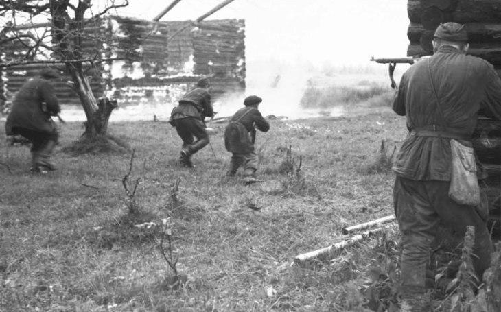 Jeden proti padesáti. Nacistobijec Dmitrij Ovčarenko popadl granáty a sekyru a dokonal dílo zkázy