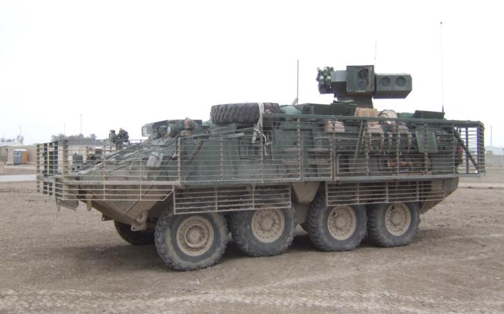 Protitankové Pandury by české mechanizované pěchotě slušely - &quote;stíhače tanků&quote; v současné době nemá žádné