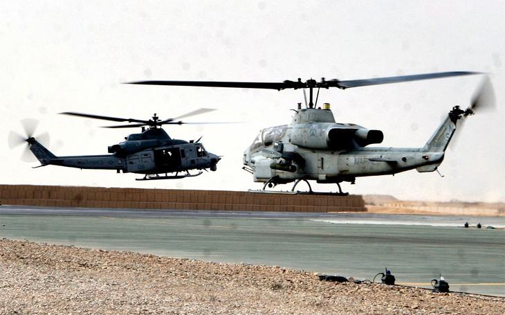 Pokuta půl miliardy za nákup vrtulníků pro Ministerstvo obrany. Smlouva jde za exnáměstkem Říhou