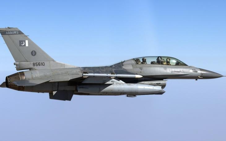Divoké prase vs. F-16 – 1:0 pro zvíře