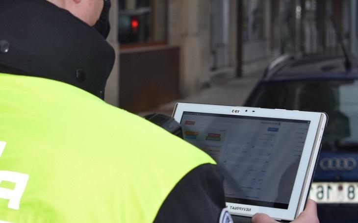 Moderní  informační systém VIOLET spustila Městská policie