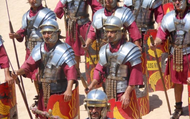 Li-Jien - město ztracené římské legie v Číně