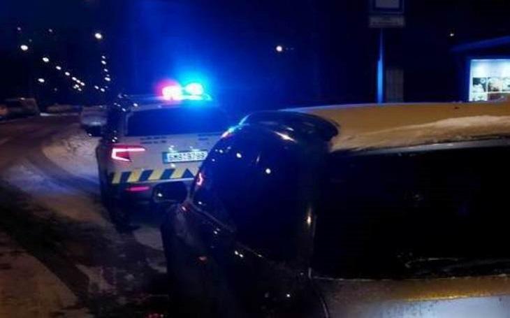Policejní humoresky - Když autu chybí světla a řidiči prakticky všechno