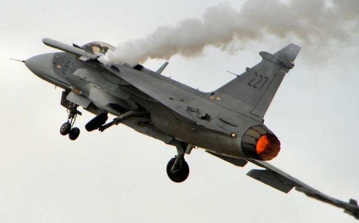 Švédsko nabízí Finsku své letouny Gripen jako základ širší obranné spolupráce proti Rusku