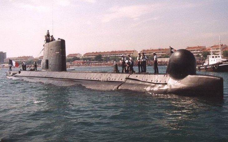 Třída ponorek Daphné - malé francouzské ponorky s velkým exportním potenciálem