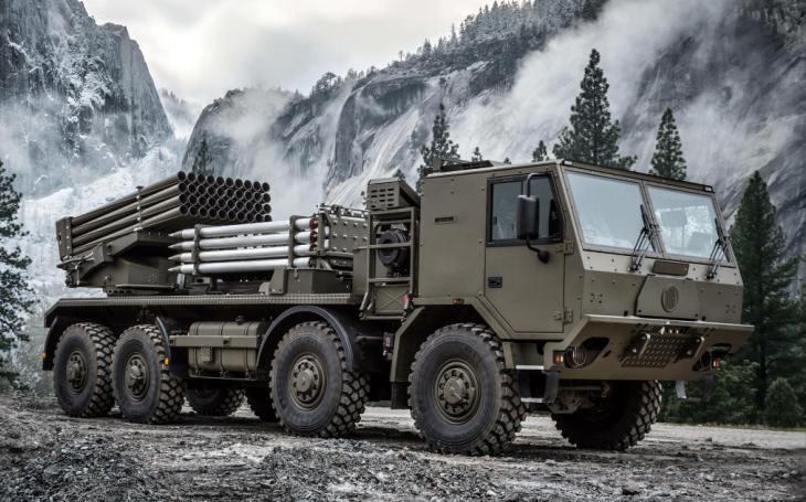 Společnost EXCALIBUR ARMY podepsala dohodu o výrobě raketometů na podvozcích Tatra v Indonésii