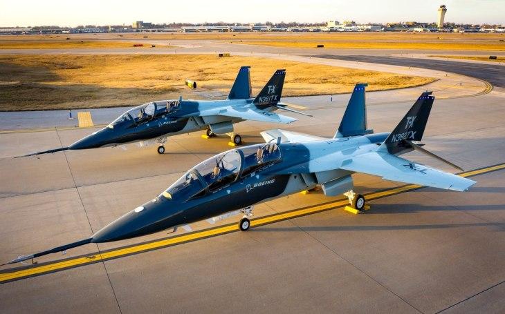 VIDEO: T-7A Red Hawk - Nový pokročilý cvičný letoun amerického letectva