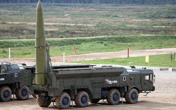 Jak naštvat Rusy. Váš raketový systém Iskander nám byl ve válce o Náhorní Karabach k ničemu, hořekuje arménský premiér. Je to úplná lež, kontruje Moskva