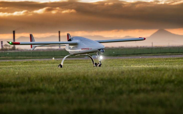 VIDEO: Český výrobce bezpilotních letounů Primoco UAV úspěšně testoval balistický záchranný systém