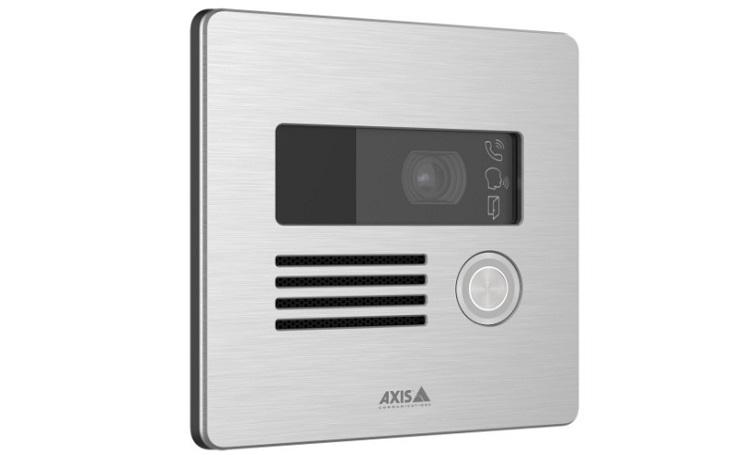 Axis uvádí kompaktní a zároveň robustní IP interkom. Doplní jakýkoli systém videodohledu