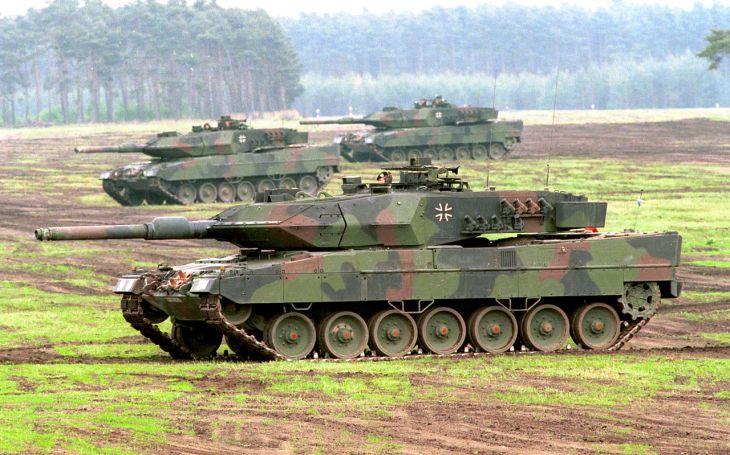 Tankové vojsko – Úderná pěst armády potřebuje novou techniku. Jaká je budoucnost bitevního pole?