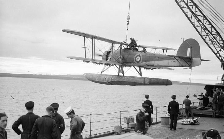 Nálet na Taranto - britská létající síťovka ukázala Japoncům na Italech, jak poslat ke dnu Američany