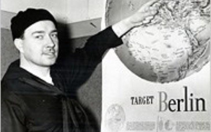 Hitlerův synovec bojoval proti svému strýci-diktátorovi v americkém námořnictvu