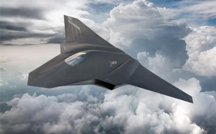 Zcela nový americký stíhač přijde do roku 2029 - co na to Čína a Rusko?