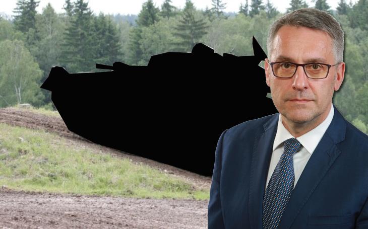 A je to tady: Metnar poprvé připustil, že se nákup BVP nestihne. Ministr Havlíček žádá větší podíl pro český průmysl