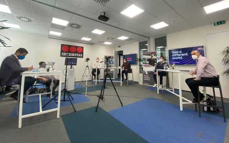 Workshop Securitas: Z bezpečnostních kamer se stávají senzory umělé inteligence. Nemusejí už ani přenášet video