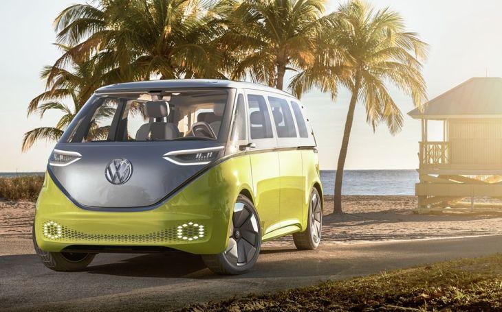 Elektrický mikrobus Volkswagen ID Buzz - Rodinný přítel na cesty