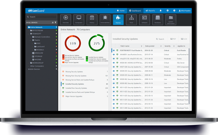GFI Software: podnikové sítě čelí rostoucímu počtu zranitelností a kombinovaným útokům