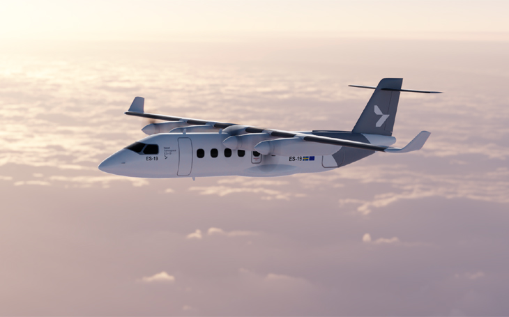 Letouny na elektrický pohon zahájí provoz na chladném severu již v roce 2026