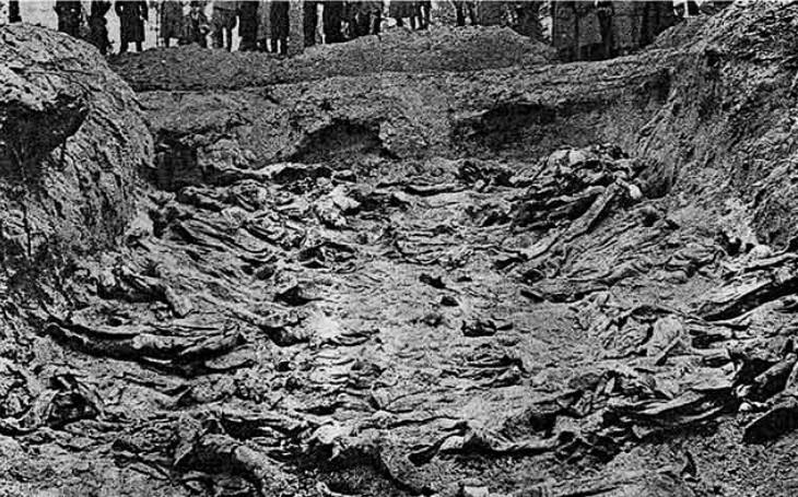 Katyňský masakr - Chladnokrevná genocida polské elity a velká stalinská lež