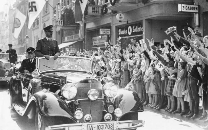 Hitler pohrdal aristokracií, ale špiona se šlechtickou krví si vydržoval