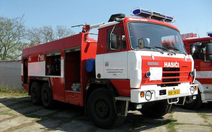 Havlíčkobrodští hasiči se přestěhovali do nové stanice