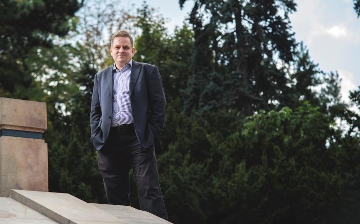 ASIS talkshow - Deputy Security Director Radek Kučera
