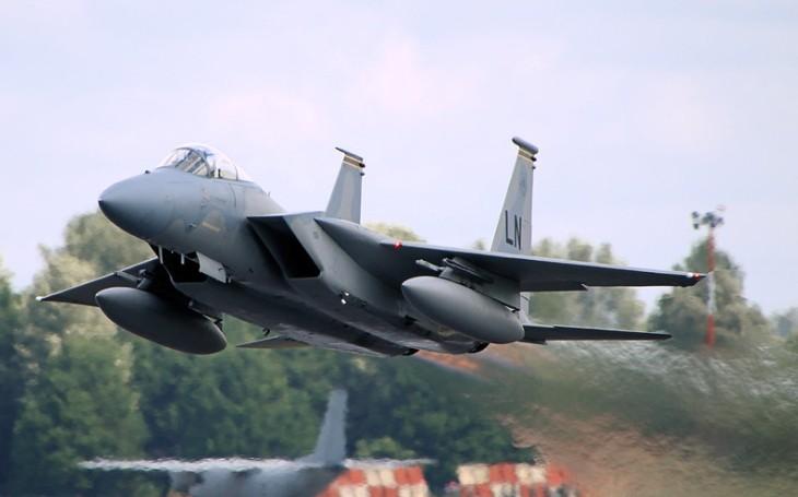 Americký analytik: Bidenova administrativa musí poskytnout Ukrajině letouny F-15. Je třeba Rusku způsobit ,,skutečnou bolest&quote;
