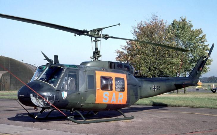 Německo se loučí po 53 letech s vrtulníky Bell UH-1D