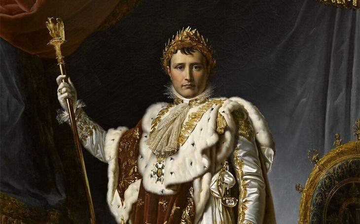 Napoleon jako &quote;ikona bílé nadřazenosti&quote; a nesmyslná obvinění z rasismu a genocidy