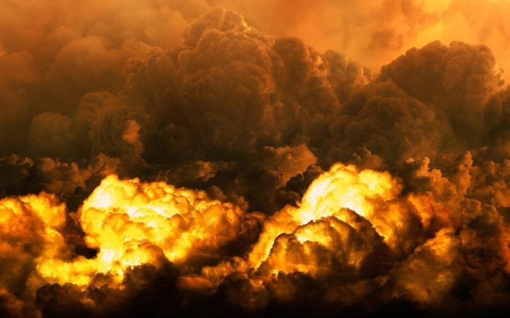 Policie pátrá po dvou občanech Ruské Federace podezřelých z účasti na výbuchu ve Vrběticích
