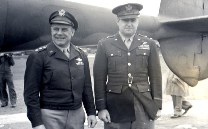 Když měl slavný generál na kahánku. Jak Doolittlovi ,,zahvízdala&quote; německá kulka těsně kolem hlavy
