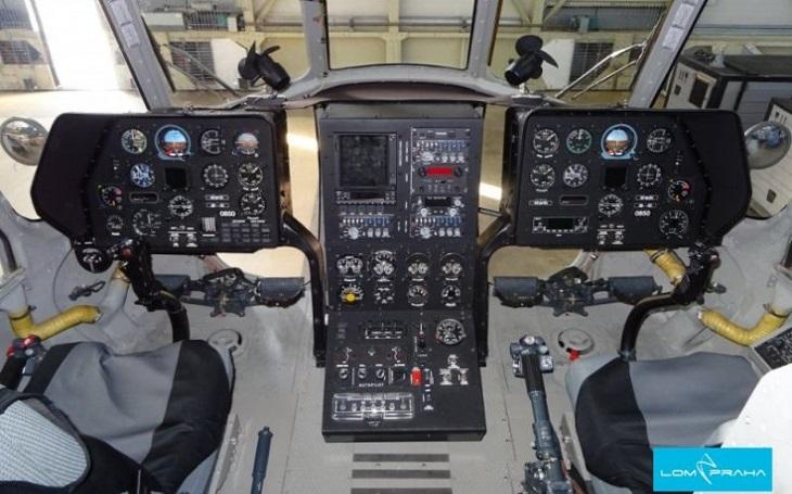LOM PRAHA provedl úspěšnou modernizaci vrtulníků Mi-17 na normy Eurocontrol