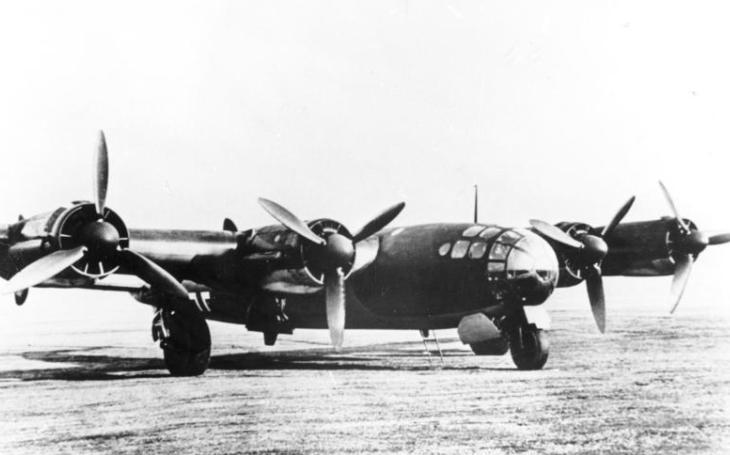 Messerschmitt Me 264 měl zasypat Ameriku bombami, Hitlerovy sny o východním pobřeží v plamenech se nakonec nenaplnily