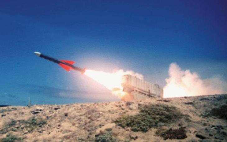 Raketa Exocet - francouzský ,,zabiják&quote; lodí