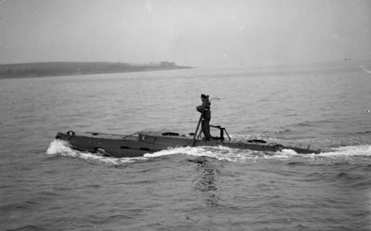Měly potápět velké německé lodě. Trpasličí ponorky třídy X byly nasazovány na ,,špinavou práci&quote;