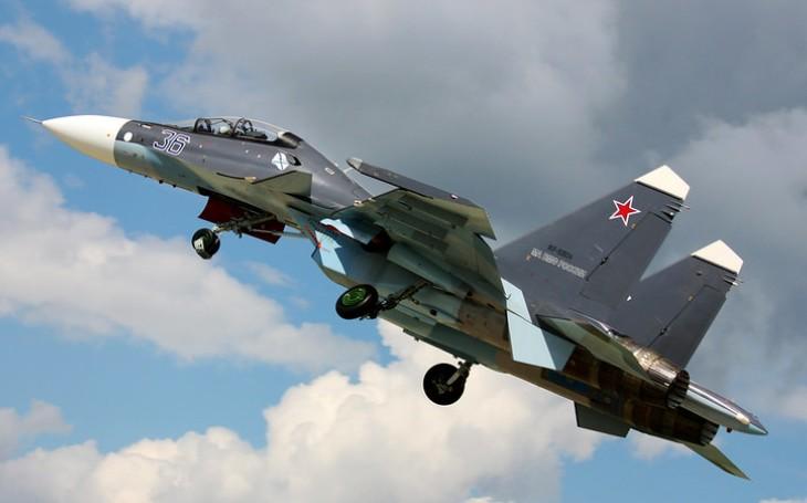 Ruské námořní letectvo se může těšit na stroje Su-30SM2
