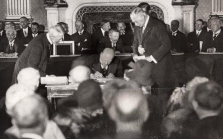 Briand-Kelloggův pakt: Když měl být svět bez válek