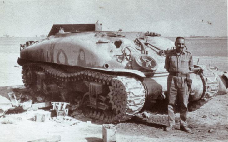 VIDEO: Jedna z největších tankových bitev po druhé světové válce se odehrála mezi Indií a Pákistánem