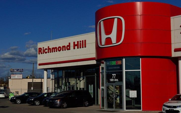 Honda: Do roku 2040 chceme prodávat jen elektrické automobily
