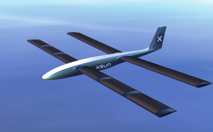 Společnost XSun vyvinula autonomní dron na solární energii