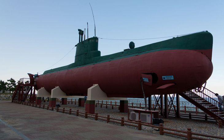 Nová ,,Kimova hračka&quote;. Severokorejská ponorka má být dalším nástrojem na tlak proti USA