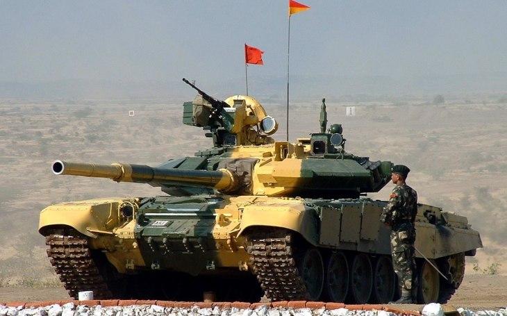 Indie chce do výzbroje pořídit 350 lehkých tanků