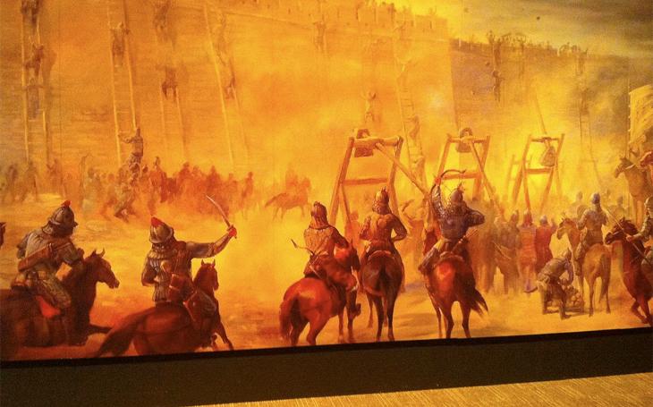 Čingischán pobil miliony lidí a nevědomky se tím prý stal bojovníkem proti změně klimatu