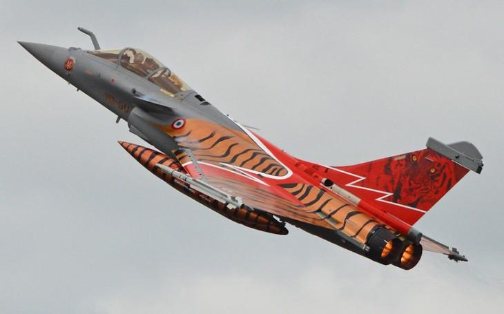 Francie dodá Egyptu dalších 30 letounů Rafale. Kontrakt je pod palbou kritiky