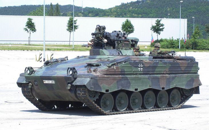 Bojové vozidlo Marder, osvědčený matador německých mechanizovaných jednotek, slaví padesát let provozu